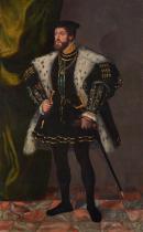 Emperor Charles V, Jakob Seisenegger, 1530, Mallorca, Royal Palace of Almudaina