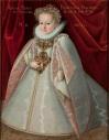 Princess Anna Maria Vasa, Marcin Kober, 1596, Madrid, Monastery of the Descalzas Reales