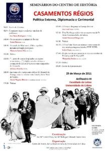 Casamentos Regios I