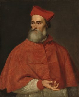 Cardinal Pietro Bembo; Photo credit: National Gallery of Art; https://www.nga.gov/Collection/art-object-page.41638.html