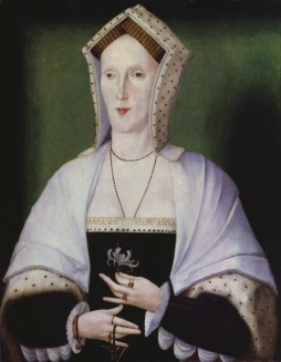 Possibly Margaret Pole, Countess of Salisbury